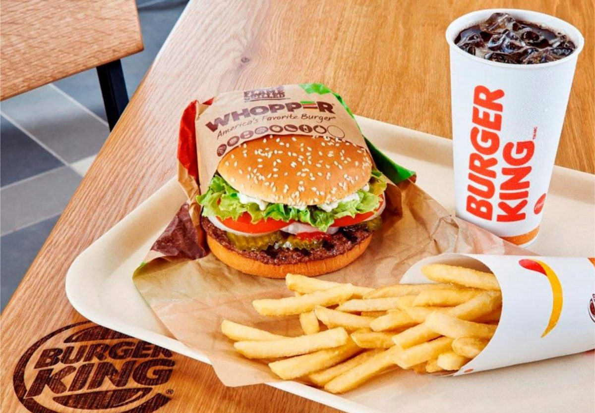 Burger King s'uneix a CityXerpa, Burger King a domicili a Andorra!