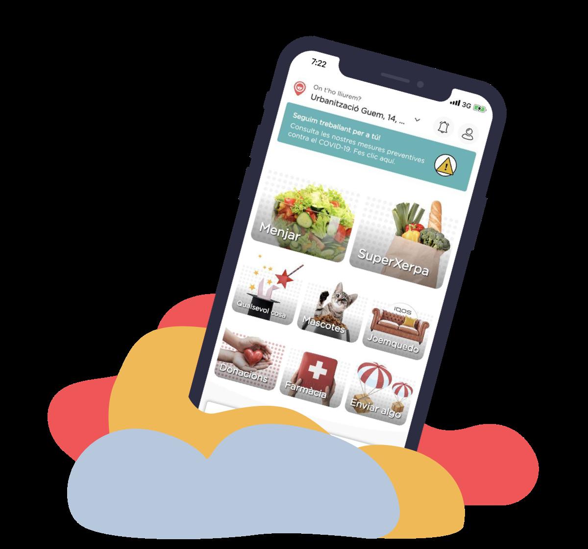 Descobreix tota l'oferta de CityXerpa, descarrega't la app per iOS i Android avui mateix.