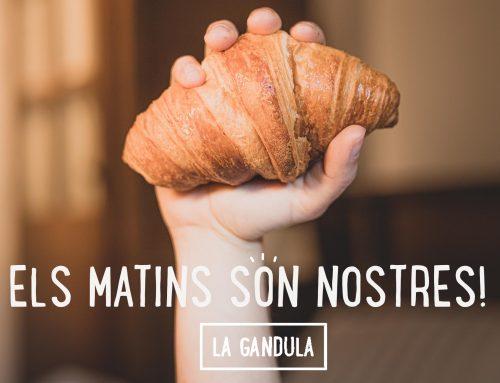 La Gandula, esmorzars gourmet a domicili
